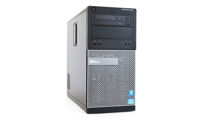 Dell Optiplex 390 MT, Intel Core i3 3 3Ghz, 4GB DDR3 RAM