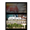 Philippe Hugonnard Window View UK Buildings 4 Canvas Print 24 x 32