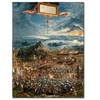 Albrecht Altdorfer The Battle of Issus, 1529 Ar Canvas Print