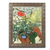 Van Gogh 'Bouquet of Wild Flowers' Ornate Framed Art