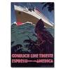 Cosulich Line Canvas Print