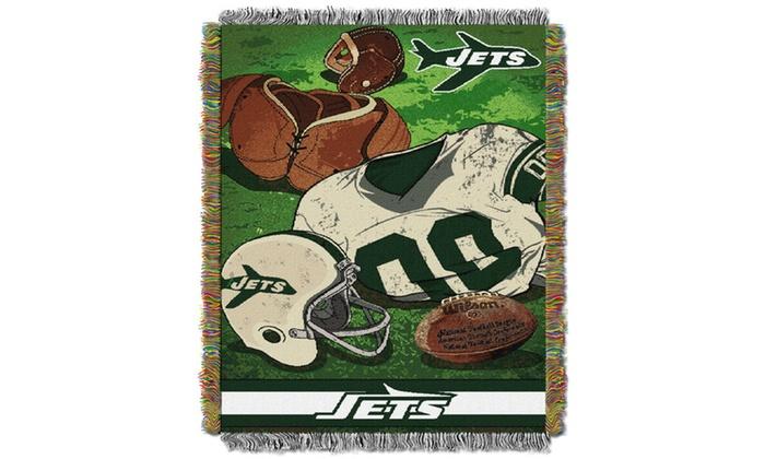 NFL 051 Jets Vintage