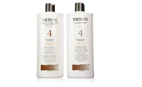 Nioxin System 4- Liter Duo 5ac414fb-3812-4413-87b8-39af78eb247d