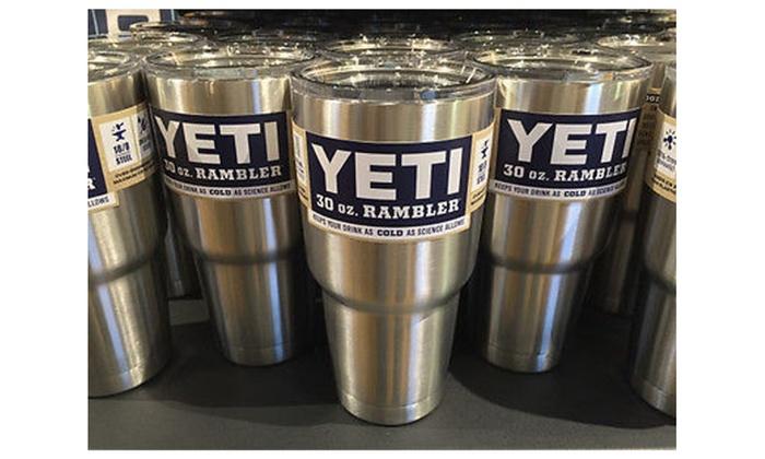 Yeti Ramblers (2 for 1) 30 oz