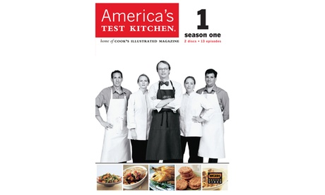 America's Test Kitchen: Season 1 DVD bf29fee2-4a2a-4326-a182-9296f017cb13