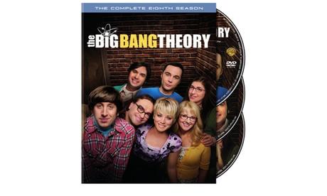 Big Bang Theory: The Complete Eighth Season (DVD) ac95ae59-d44c-4537-983c-30cbe0bc860c