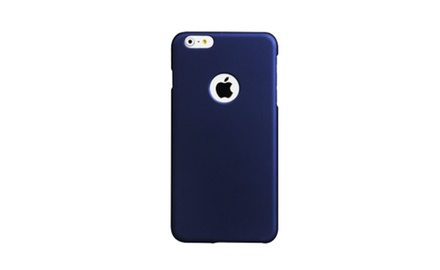 iPhone6 case -- Transformer Metal Blue