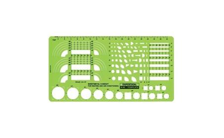 Alvin 48R Template Sheet Metal Conduit 0e7c85ed-2c71-4ffe-a4be-7a27e046cabd