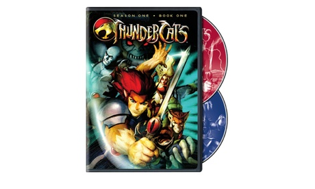 Thundercats: Season 1 Book 1 261d0e09-5d8a-4ca2-9507-d70aa149caa4