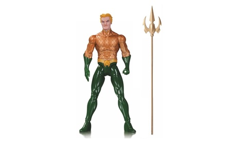 DC Comics Designer Series: Aquaman King of Seven Seas Figure w/Trident 06f445cf-a465-4c22-be01-680b9608ecfe