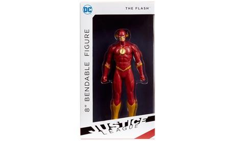 "8"" The Flash Bendable (JL New 52) 4875c9b2-ca99-4df6-a47f-8aa4a778e4e5"