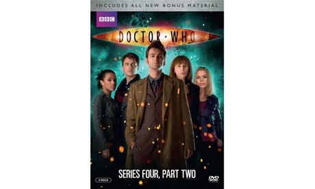Doctor Who: Series Four: Part Two (DVD) 44a28ea8-349d-4023-8f0b-82e8e3208746