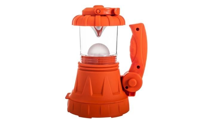 15 LED Spotlight & Lantern Combo - Heavy Duty
