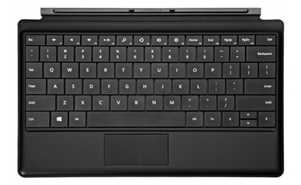 Microsoft  Black Type Cover for Surface 2, RT