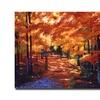 David Lloyd Glover Magical Forest Canvas Print