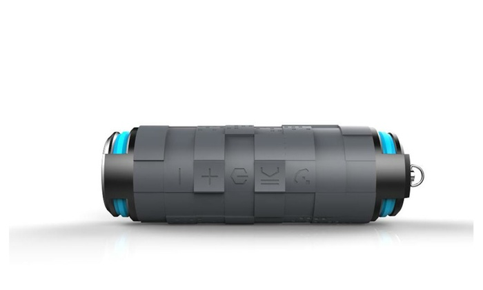 Aquamasti Rugged Wireless Bluetooth 4 0 Shockproof Waterproof Speakers