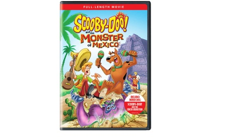 Scooby-Doo and the Monster of Mexico with Bonus Disc (DVD) e1ac339b-1594-4515-92a2-801efa61f77a