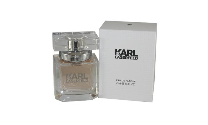 karl lagerfeld eau de parfum spray 1 5 oz 45 ml for. Black Bedroom Furniture Sets. Home Design Ideas