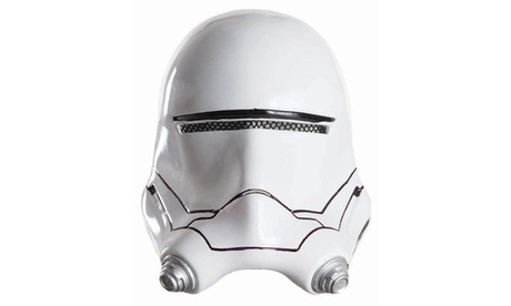 Star Wars Episode VII - Flame Trooper Half Helmet For Men be3a8a3e-c37b-4de7-899d-29ac2439b5ec