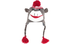 Adult Size Brown Sock Monkey ...