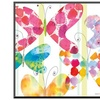 Butterfly Square I by Maria Carluccio