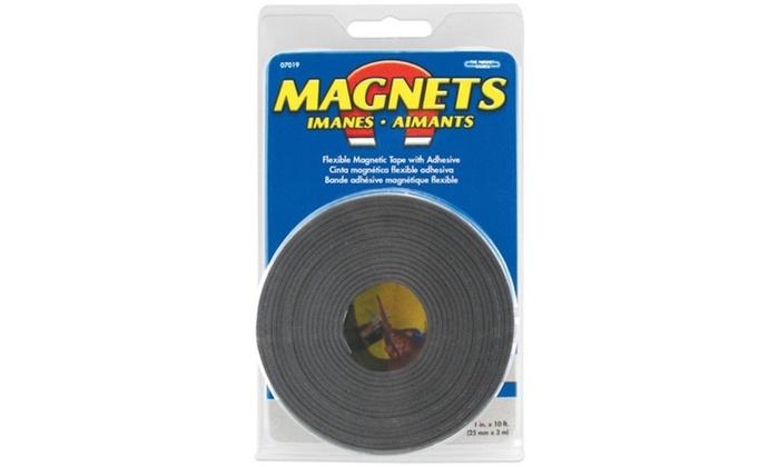 Magnet Tape 1Inx10Ft