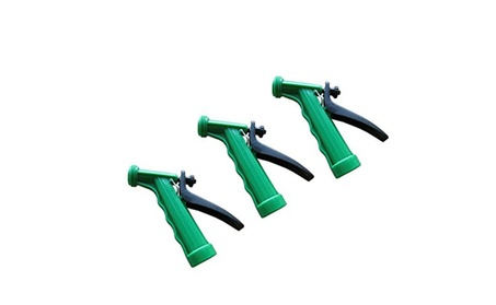 Salt Water and Marine Hand Spray Nozzle - 3 Pack