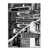 Philippe Hugonnard The Louvre or Broadway Canvas Print