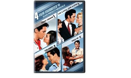 4 Film Favorites: Elvis Presley Musicals (DVD) 212f9611-94dd-4a8a-b858-0a59396f71be