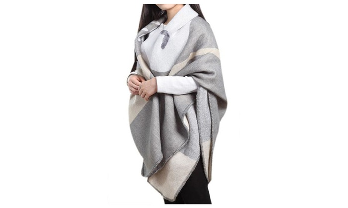 Women's Insulated Medium Style Casual Shrug - Heather Gray / One Size