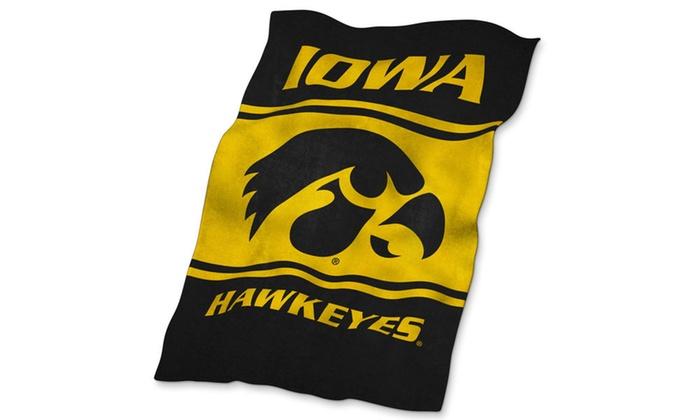 Iowa UltraSoft Blanket