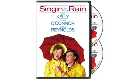 Singin' in the Rain 60th Anniversary Special Edition (DVD) ff9303c2-d033-4974-bc37-892fc52c24fc