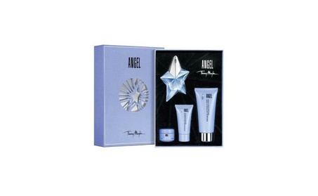 Thierry Mugler Angel 4 Piece Gift Set for Women bca81300-2576-4dc8-a236-9cb42df1d7bf