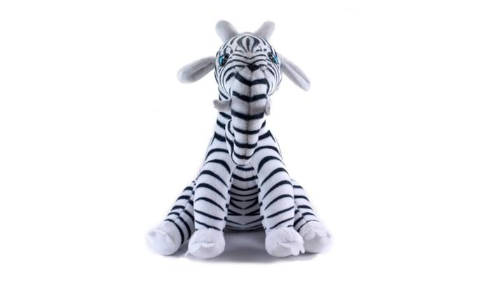 8 Zeleraffe Zebra Elephant Giraffe Hybrid Stuffed Animal Plush