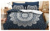 Love in bloom gbkq: King Size Duvet Cover Set, Brushed Microfiber Fabric 3 Piece