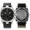 Balmer Veyron Chronograph Mens Watch Black/Silver/Black