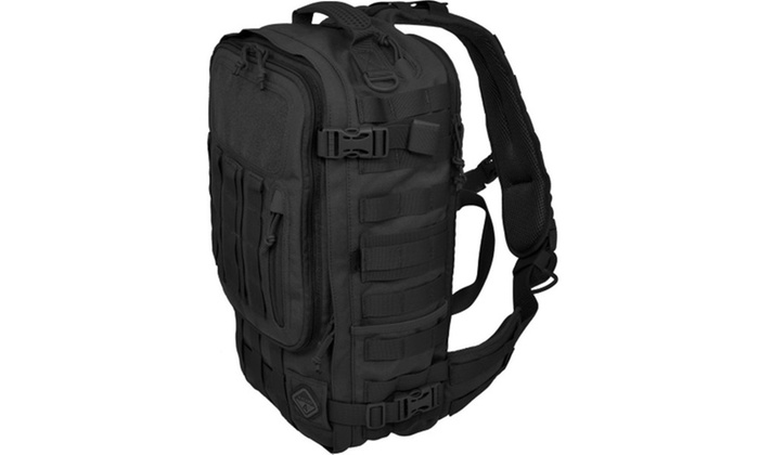 Hazard 4 Switchback Full-Sized Laptop Sling Pack Black
