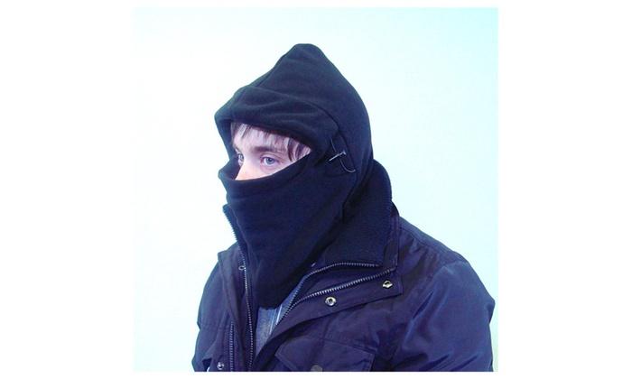 Winter Fleece Mask - Assorted Colors (Unisex)