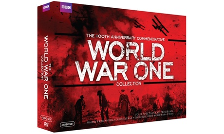 The World War One Collection (4pack/Giftset/DVD) 68060a3c-0ed2-4f0c-9048-3005a26b10d2