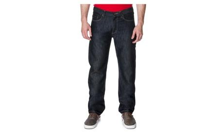Men's Premium Denim Dark Wash Jean