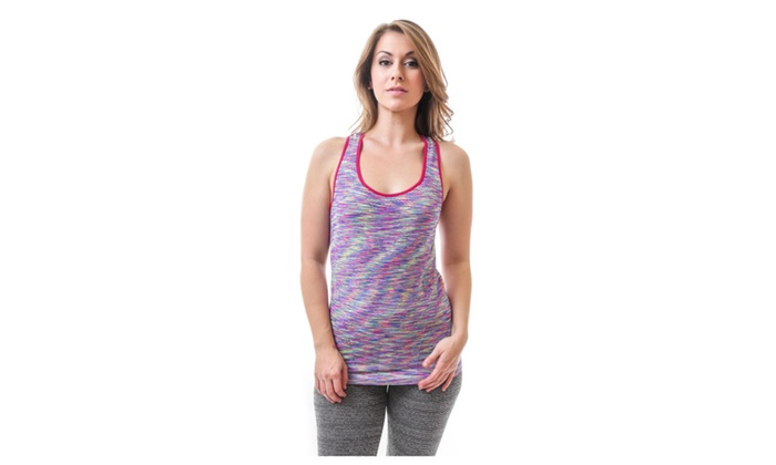 Women's Sports Outfit Tank Top