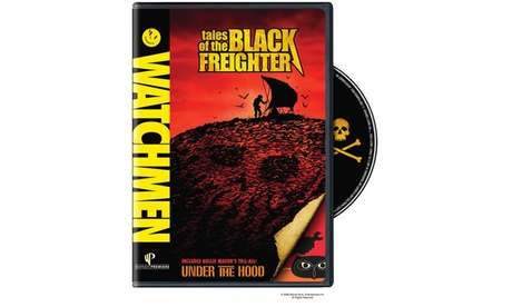 Watchmen: Tales of the Black Freighter and Under the Hood (DVD) 205c48fe-0978-4d64-9b25-fd47d0076d95