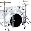 ddrum Reflex White/White Drum Kit 5pc SP 22