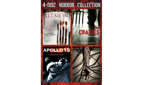Theatrical Horror 4-Pack DVD