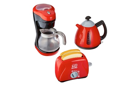 PlayGo My Coffee Maker/My Toaster/Tea Time Kettle Chef Kitchen Collect 8cd35683-70d1-4c4b-b297-fb71d077259a