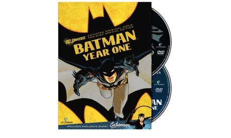 DCU Batman Year One Special Edition MFV (DVD) 8f9c4d35-936c-4fad-aa85-ab184fa419f2