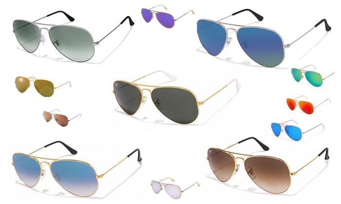 womens ray ban aviator sunglasses ygda  Ray-Ban Aviator Sunglasses for Women and Men