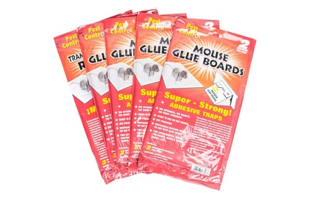 Pest Control Mouse Glue Boards - 10 pack c88fe1aa-c545-41da-8da8-743dc1195816