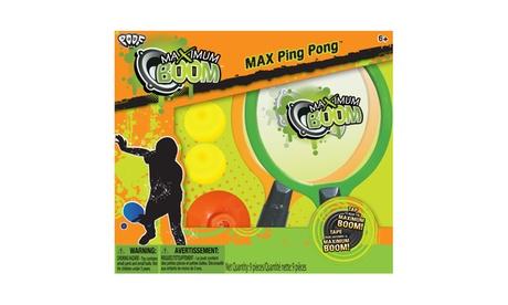 Max Boom Ping Pong bc31bdec-0d7f-4b99-8d05-6623b4c786c0