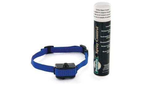 PetSafe Little Dog Spray Bark Control Collar Blue ee8d036f-5ca3-4e7f-af10-bd642d73ebd3